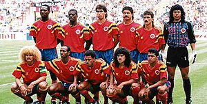 1481fb838 Colombia national football team - Wikipedia