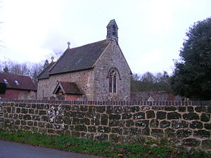 Graffham - Image: Selham Church