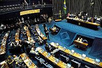 O Senado Brasileiro.