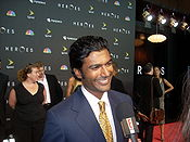 Sendhil Ramamurthy's character of Mohinder Suresh was one of only a few characters that was changed based on casting.