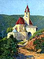Senftenberg Kirche Heiliger- Andreas 1905.jpg