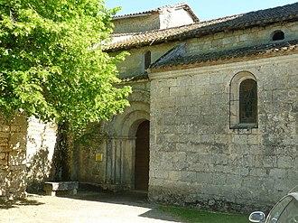 Sers, Charente - Image: Sers eg 3