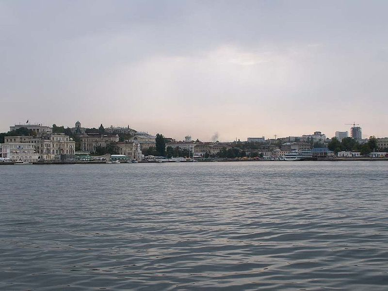 File:Sevastopol from sea.jpg