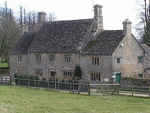 Sevenhampton, Wiltshire - Image: Sevenhampton house geograph.org.uk 770670