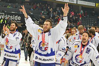 Severin Blindenbacher Swiss professional ice hockey defenceman