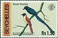 Seychelles paradise flycatcher 1978 stamp.jpg