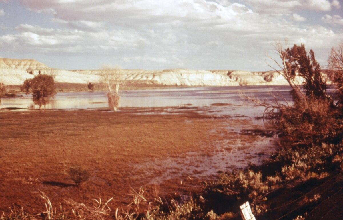 fontenelle reservoir