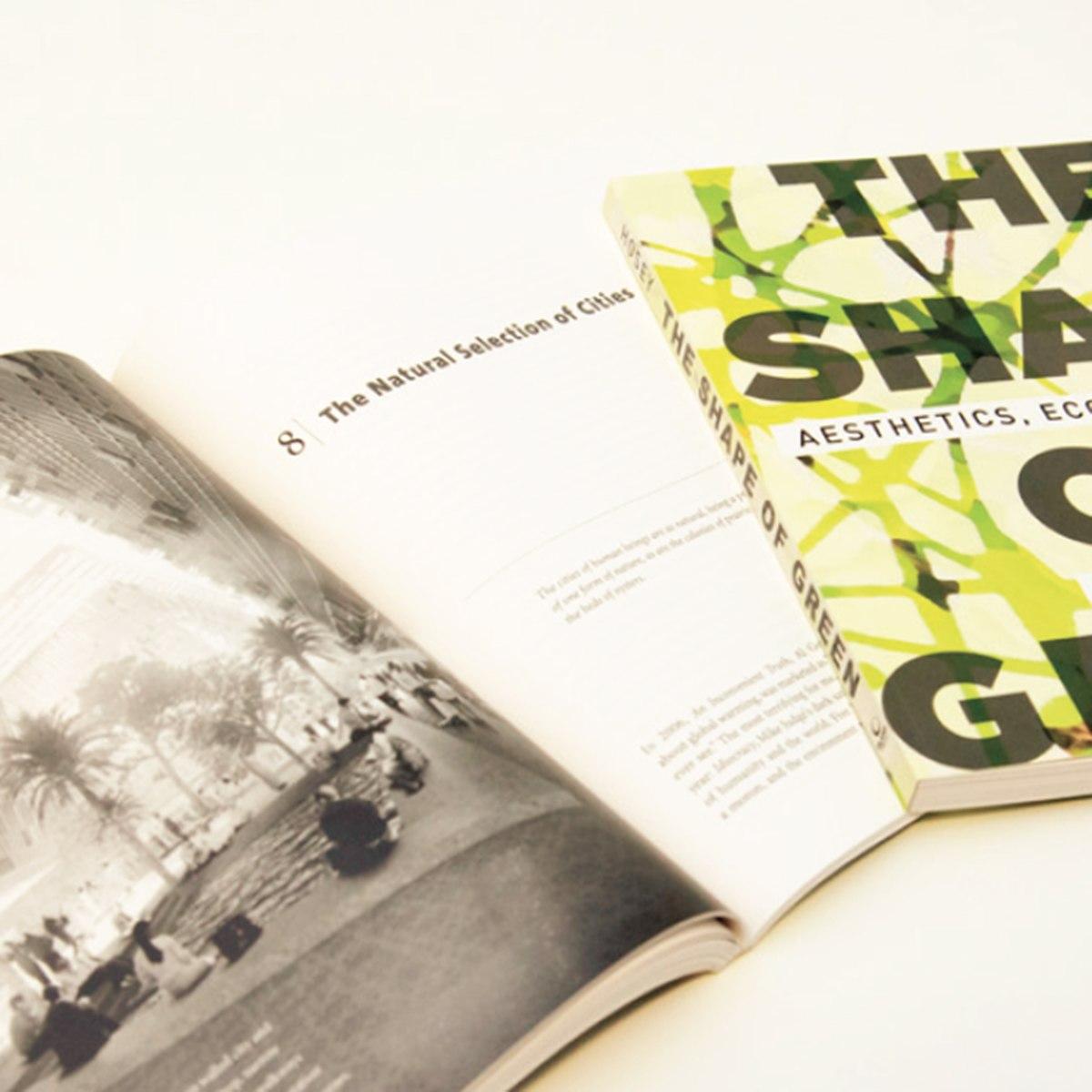 Book Design Principles
