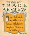 Sheet music cover - MARCH OF THE EXHIBITOR'S TRADE REVIEW (1916).jpg