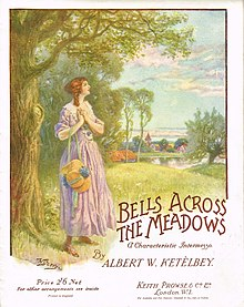 Cover sheet featuring an image of a woman in summer dress looking across a meadow