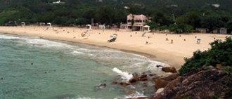 Shek O - Shek O Beach