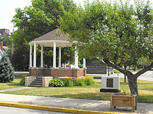 Shelby, Ohio - Shelby Central Park