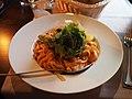 Shellfish pasta at restaurant 2H+K.jpg