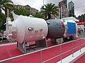 Shenzhou Spacecraft Reentry Module Model in Victoria Park, Hong Kong.jpg