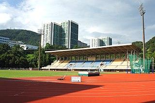 Shing Mun Valley Sports Ground Sports ground in Tsuen Wan, Hong Kong