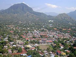 Aerial view of Ende