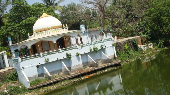 Shrine of Baba Bukhari, Cuttack