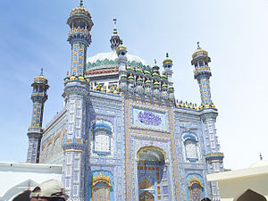 Sachal Sarmast - Shrine of Hazrat Sachal Sarmast