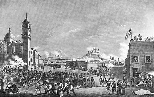 historia de la ciudad de puebla: