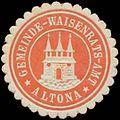 Siegelmarke Gemeinde-Waisenrats-Amt Altona W0384016.jpg