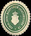Siegelmarke Königlich Sächsische Nachrichten - Ersatzabteilung 12 W0220350.jpg