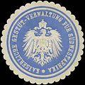 Siegelmarke K. Gestüt-Verwaltung für Südwestafrika W0337618.jpg