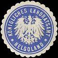 Siegelmarke K. Landratsamt Helgoland W0391533.jpg