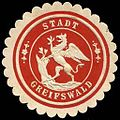 Siegelmarke Stadt Greifswald W0232793.jpg