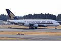 Singapore Airlines A380-800(9V-SKD) (4182512049).jpg