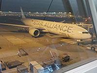 9V-SWJ - B77W - Singapore Airlines