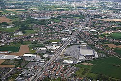 Sint-Pieters-Leeuw aerial photo A.jpg
