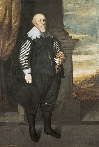 Arthur Ingram, Stafford 1609 Sir Arthur Ingram colour.jpg
