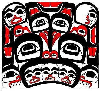 Sitka, Alaska - Sitka Tribe of Alaska seal