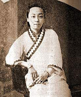 Sai Jinhua Chinese courtesan
