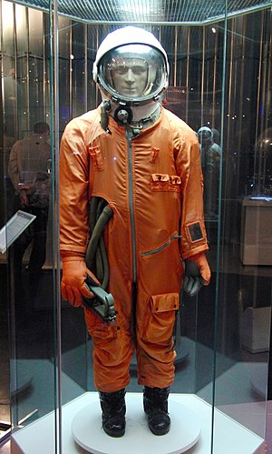 SK-1 spacesuit - SK-1 space suit