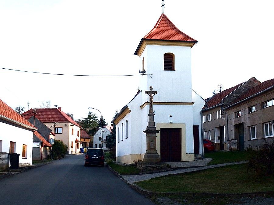 Skalka (Prostějov District)