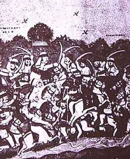 Battle of Bhuchar Mori 1591 battle beetween Mughal Empire and Kathiawar forces