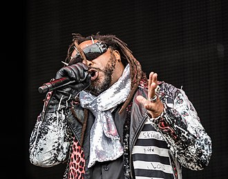 Skindred - Skindred live at Wacken Open Air 2018