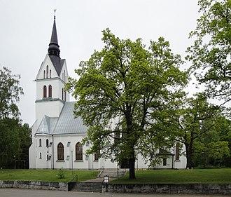 Skutskär - Skutskär Church