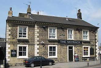 Headingley - The Skyrack, historical remnants of the Wapentake.