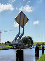 Slauerhoffbrug 'Flying' Drawbridge by Hindrik 1.jpg
