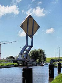 Slauerhoffbrug 'Flying' Drawbridge by Hindrik 1.jpg