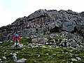 Slioch west ridge - geograph.org.uk - 14556.jpg