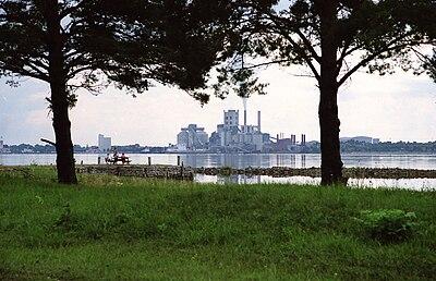 Cementfabriken i Slite