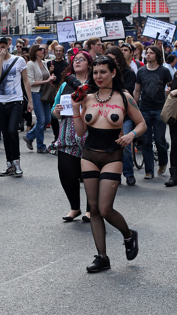 London street sluts have