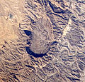 Small crater Israel.JPG