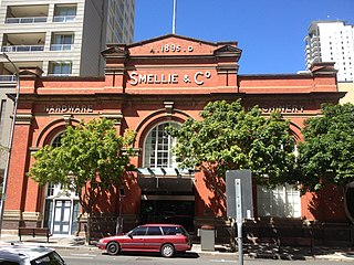 Smellies Building