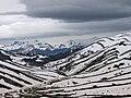 Snow at Bistra Mountain, Macedonia.jpg