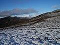 Snowy hillside - geograph.org.uk - 281596.jpg