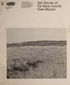 Soil survey of De Baca County, New Mexico (IA soilsurveyofdeba00hill).pdf